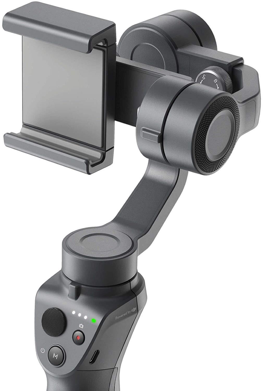 DJI CP.ZM.00000064.01 osmo Mobile 2 Handheld Smartphone Gimbal (Single Unit), Gray